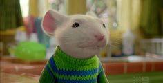 Top 10 Films Featuring Rats and Mice - Listverse Stuart Little 2, City Rats, Top 10 Films, Geena Davis, Harry Potter Films, Little Critter, Michael J, Cartoon, Mice