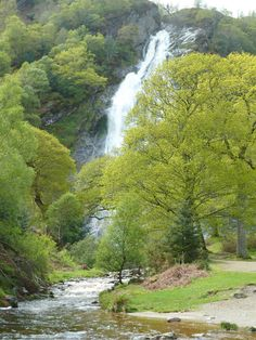 Powerscourt waterfall, Ireland Lose up to 40 lbs in 60-days at: http://TexasTrim.net