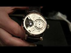 A look at Jaeger-LeCoultre's majorly cool Duometre Spherotourbillon. Using the dual-wing movement concept the piece has a uniquely moving tourbillon a range of other features in a very lovely package.