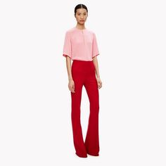 New Arrivals for Women Tall Clothing, Tall Women, Long Pants, Fashion Books, Flare Pants, Fashion Branding, Theory, Trousers, Pajama Pants