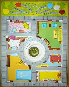 Trapped! Ellery Queen's Great Mystery Game | Image | BoardGameGeek Mystery Games, Classic Board Games, Greatest Mysteries, Games Images, Mansion, Boards, Queen, Gift Ideas, Planks