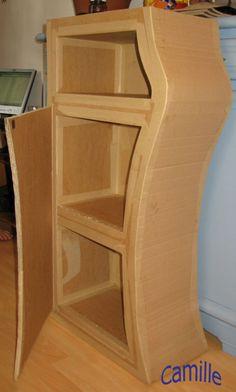 Мобильный LiveInternet Мебель из картона | Frosinda - Дневник Frosinda |