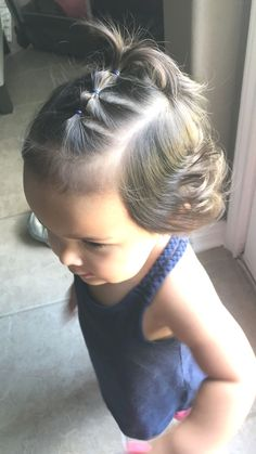 Baby girl hair styles quick and easy! Baby girl hair styles quick and easy! Girl Hair girl hair styles for tHairstyle Girl 2016 Easy Toddler Hairstyles, Baby Girl Hairstyles, Pretty Hairstyles, Easy Hairstyles, Hairstyle For Baby Girl, Easy Little Girl Hairstyles, Infant Hairstyles, Cute Hairstyles For Toddlers, 1950s Hairstyles