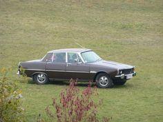 Rover P6 3500S 1973