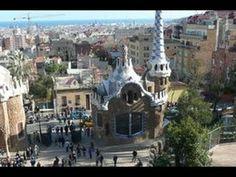 BARCELONA   CATALUÑA , ESPAÑA - UN RECORRIDO DEL VIAJE - 1080P HD - YouTube