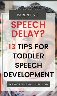 Tips to Help your Toddler Develop Language Skills Read these 13 amazing and easy tips to help encourage your toddler speech development! Toddler Speech, Toddler Preschool, Toddler Activities, Fun Activities, Parenting Toddlers, Parenting Advice, Speech Delay, Toddler Development, Language Development