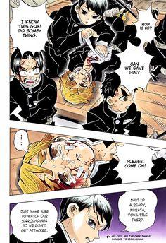 Kimetsu no Yaiba – Digital Colored Comics Chapter 146 Demon Slayer, Slayer Anime, Manga Art, Manga Anime, Manga English, Manga Online Read, Anime Girl Drawings, Demon Hunter, Haikyuu Manga