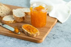 Orange ginger jam with thermomix Homemade Orange Marmalade Recipe, Lemon Marmalade, Ginger Jam, Fresh Ginger, Orange Recipes, Lemon Recipes, Jam Recipes, Summer Recipes, Bread Recipes