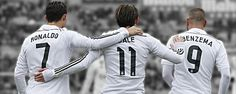El 3x1 de Florentino Pérez para liquidar a la BBC del Real Madrid