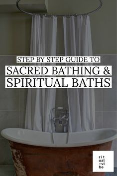 Spirituality + Religious Instruments Natural baths, sacred bathing, non secular baths, ritual bathin Spiritual Bath, Spiritual Cleansing, Healing, Bath Benefits, Florida Water, Lotion, Bath Recipes, Bath Tea, Kitchen Witch