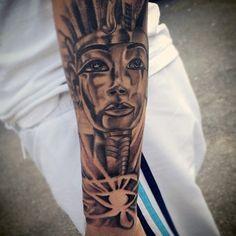 Egyptian God Tattoos For Men