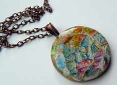 Polymer Clay Pendants – Polymer Clay
