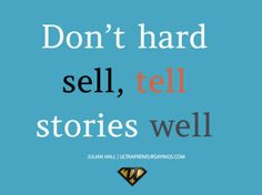 Dust off your story-telling skills. Whether it's for blogs or social media, this is probably the best tip we could give our clients. People know you're in the business of selling something, but they''ll receive your message better if it's something useful or interesting to them. If you're a small MN business, we can help you tell your story online with quality #ContentMarketing solutions.