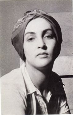 Man Ray - Portrait de Meret Oppenheim, 1930. In my opinion... The most beautiful Surrealist bar-none. JM