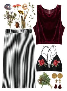 ARTY FARTY by bells-in-wanderland on Polyvore featuring Yves Saint Laurent and John Lewis