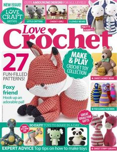 Love crochet june 2016