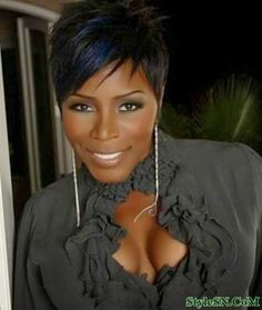 They give you a modern and cute look. Black women look very beautiful in these short hair cuts. Here is a gallery of some short and trendy hair cuts that black women can try. Haircut Styles For Women, Short Haircut Styles, Short Black Hairstyles, Best Short Haircuts, Girl Hairstyles, Easy Hairstyles, Amazing Hairstyles, Hairstyles Videos, Hairstyles 2016