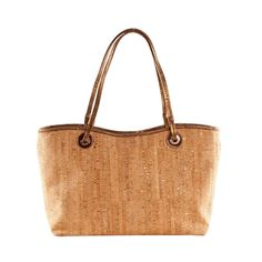 Candice Gold Cork Tote by Elaine Turner  Only $345!  www.charlottesinc.com