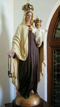 Our Lady of Mount Carmel pray for us