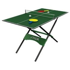 Stiga Stiga 54-Inch Mini Pong Table Tennis Table....We need this for camping
