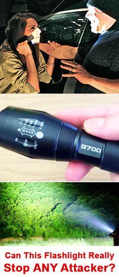Get this rechargeable military grade flashlight before Tuesday 1/26/16 for 75% off