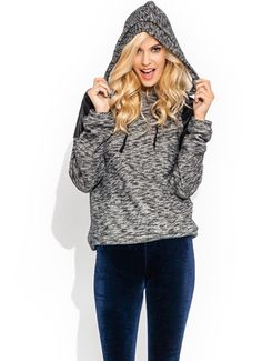 Sweat It Out Quilted Hoodie ♡♥♡ #gojane