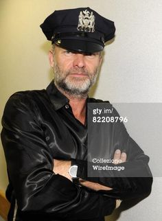 NEW YORK - AUGUST 07: *Exclusive* Sting of The Police backstage at The Police: Concert to Benefit Thirteen/WNET & WLIW21 at Madison Square Garden on August 7, 2008 in New York City. (Photo by Kevin Mazur/WireImage