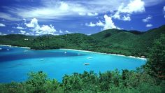 Maho Bay Campground on St. John in the US Virgin Islands Beautiful Places To Travel, Great Places, Places To Visit, Vacation Destinations, Vacation Spots, Green Resort, Need A Vacation, Beaches In The World