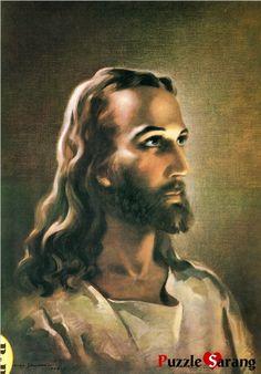 "Jigsaw Puzzles 1000 Pieces ""Christ"" | eBay"