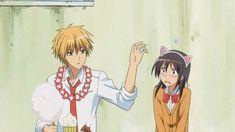 Kaichou Wa Maid Sama- Usui x Misaki Best Romantic Comedy Anime, Best Comedy Anime, Usui Takumi, Funny Romance, Romance Anime, Maid Sama Manga, Anime Maid, Anime Dubbed, Good Anime Series