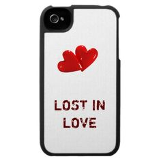 Lost In Love Speck Case   Take it today only with 50% discount (off all cases) with code CASEOFMONDAY