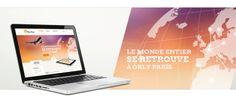 Création d'un site web de développement économique territorial pour Orly Paris : www.orlyparis.com/
