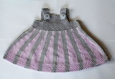 Ravelry: Anna's Tiny Dress pattern by Jane Terzza