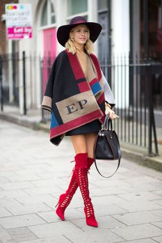 Diego Zuko shares the 20 BEST street style moments of 2014.