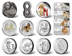 The Perth Mint of Australia collector coins for November