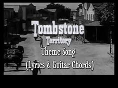 Guitar tutorial for the popular TV western that aired from 1957 to Song Lyrics And Chords, Tv Themes, Guitar Tutorial, Tv Westerns, Guitar Chords, Theme Song, Sunday, Memories, Songs