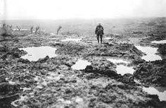 lone soldier ww1 no mans land - Google Search