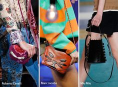 Larger Than Life Duffle Bags  The designers at fashion week know their audience. For some women – especially fashion conscious women – style is often more important than practicality. However, even when practicality is necessary, it'd certainly better be stylish.  That is why large travel & duffle bags are one of the spring/ summer 2017 bag trends. After all, when chic women go on summer vacation, they better have the space in their bags for all of their beauty and fashion must haves!  At…