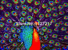 Aliexpress.com : Buy 2014 Top fashion needlework diamond painting diy diamond painting cross stitch needlework free painting rhinestones peacock from Reliable rhinestone peacock suppliers on Art-Life Space | Alibaba Group