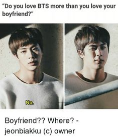 Exactly, what boyfriend. Ohh.. right thats it my non existent one.
