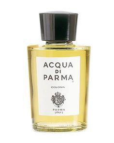 Acqua di Parma Colonia #wedding #scent - a classic