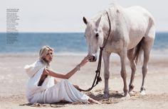 Devon Windsor in Vogue Mexico November issue 2015 editorial Photoshoot