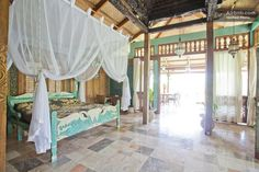Villa Delicious is a Work of Art in Ubud luv the floor sooo much.