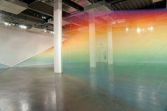 Density of light installation