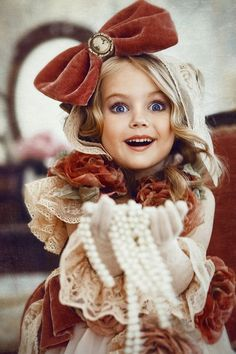 Anastasia Orub (born May 15, 2008) Russian child model. Anton Kurdyumov Photography.