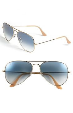 Ray-Ban 'Original Aviator' 58mm Sunglasses available at #Nordstrom