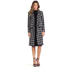 Line & Dot Keaton Trench Coat