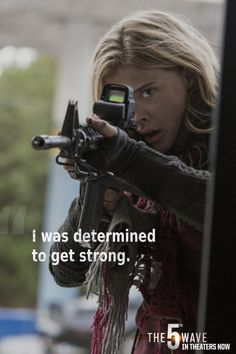Cassie Sullivan tackles the Alien Apocalypse in The Wave. See it in theaters now! The Fifth Wave Book, The 5th Wave Series, Wave Quotes, The Last Star, In Theaters Now, Waves Wallpaper, Nick Robinson, Fictional World, Movie Tickets