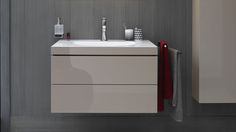 CARACALLA FÜRDŐSZOBA STÚDIÓ Filing Cabinet, Designers, Vanity, Bathroom, Storage, Furniture, Home Decor, Dressing Tables, Washroom