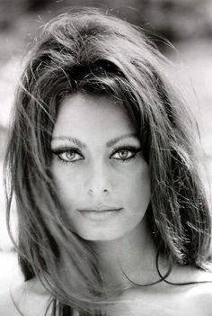 Sophia Loren=met her when I was 14 w/my bff kimmy and mary. At that time she was in her 50's or maybe 60 's and breathtaking. I think Kim still has the dirt she walked on. Gorgeous!